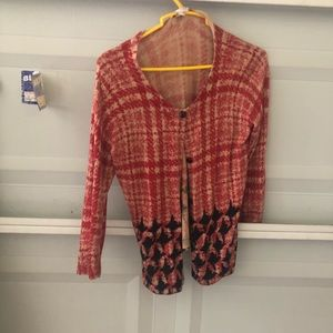 Patterned merona cardigan
